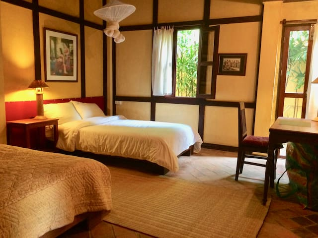 2 single bedroom Ground floor