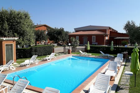 Double room between sea and natural spas - Manciano
