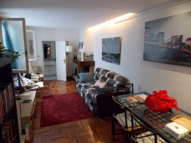APARTAMENTO CÉNTRICO GETXO- BILBAO - Getxo - Leilighet