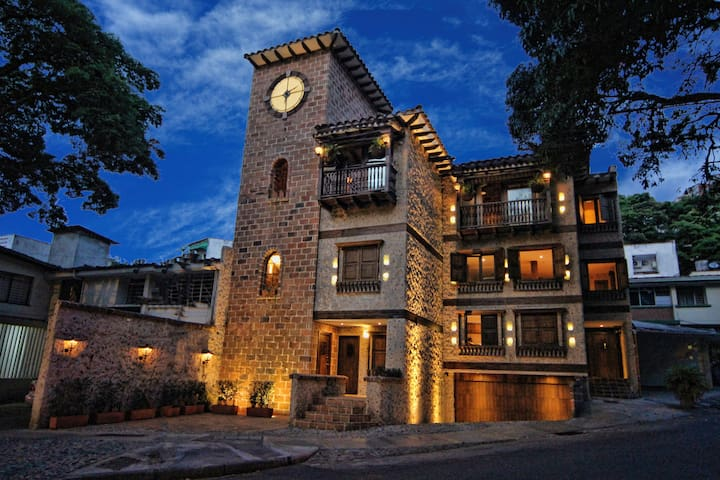 CASA DEL RELOJ--PRINCIPITO 1 Bedroom Apartment