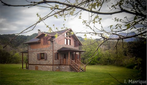 Casa Ananda. Ordesa Pirineos Huesca