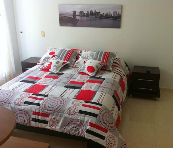 Apartamento amoblado por dias - Pereira - Flat