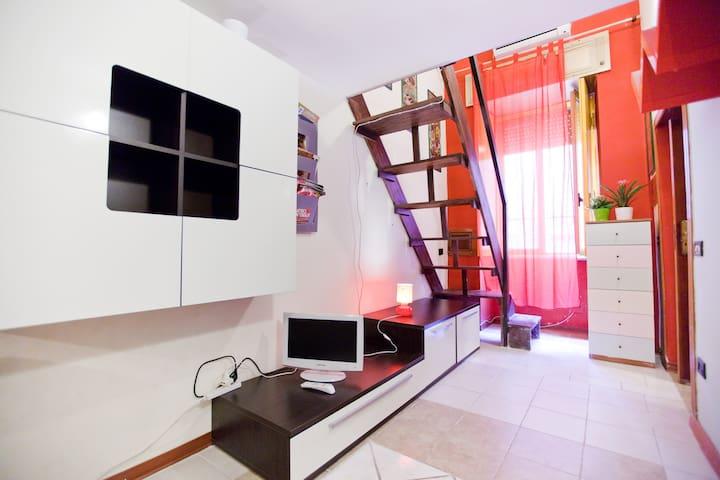 ROMANTIC HOUSE  CENTRO - Nápoles - Apartamento