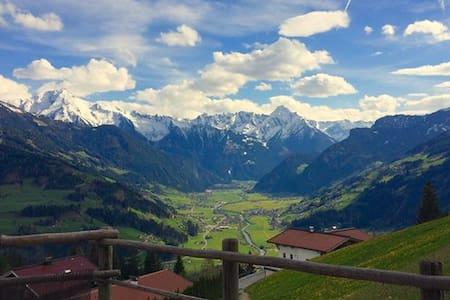 Schicke Almhütte im Zillertal - Schwaz District
