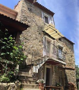 Traditional Corsican stonehouse - Peri - Hus