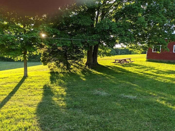Charming Log Cabin ideal for Fall Foliage Getaway