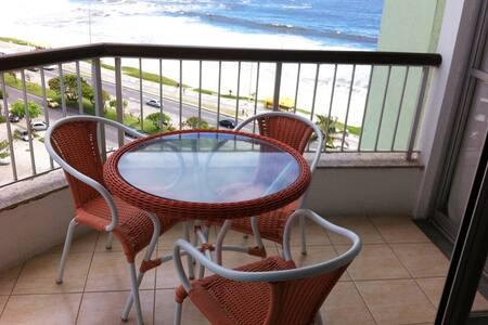 Melhor localização na praia da Barra da Tijuca!