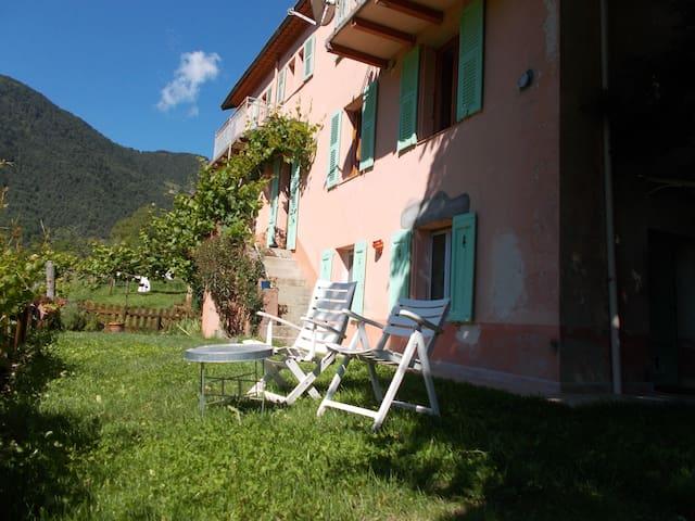 Aux portes du Parc du Mercantour - Moulinet - Wohnung