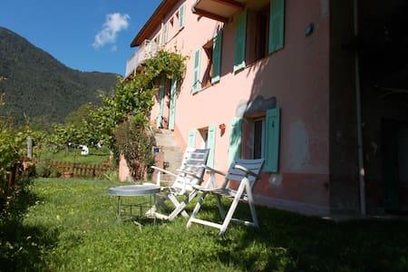 Aux portes du Parc du Mercantour - Moulinet - Apartament
