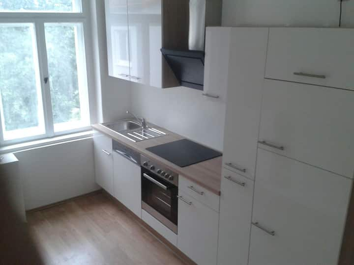 Beautiful newly renovated 3 room apartment close