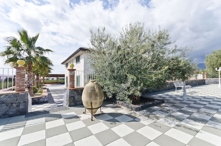 camera per 2 persone  - Fiumefreddo Sicilia - Bed & Breakfast