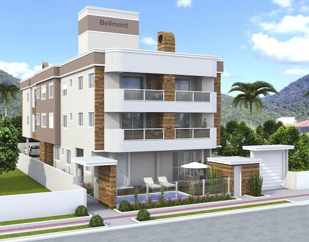 Apartamento Novo 3 Quartos 338mPraia,Wifi,Pisci,Ar