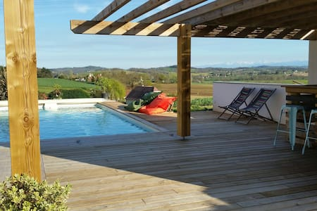 Maison individuelle au calme - Pyrénées-Atlantiques - Haus