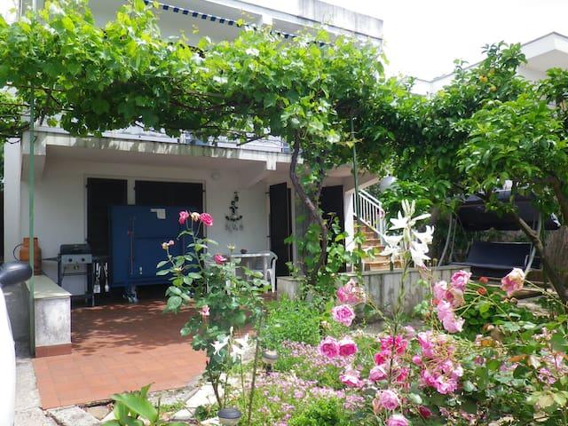 Дом в Утехе, 250 м от моря - Utjeha-Busat - Dom