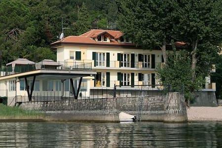 Villa Darsena Madre - Meina - Lägenhet