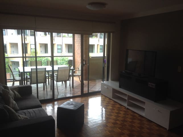 Close to Brisbane CBD - Newstead - Flat