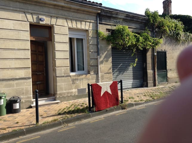 Petite échoppe bordelaise. - Bordeaux - House
