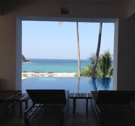 Boutique apartment in Acapulco - Acapulco - Daire