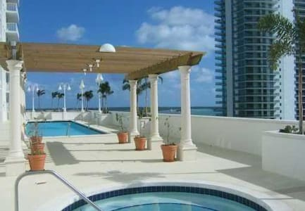 Large 1Bdroom High Rise in Brickell