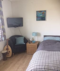 Room with a view & TV in Harpenden, Free parking - Harpenden - Дом