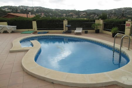 BEAUTIFUL APARTMENT LLORET DE MAR  PRIVATE POOL!! - Apartamento