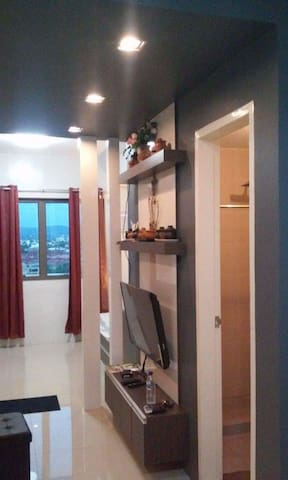 Cozy 1Br condo Near Kalayaan, Ortigas and Eastwood