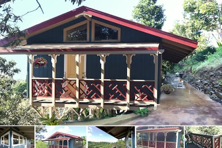 Ocean View - Private Cabin - Makawao