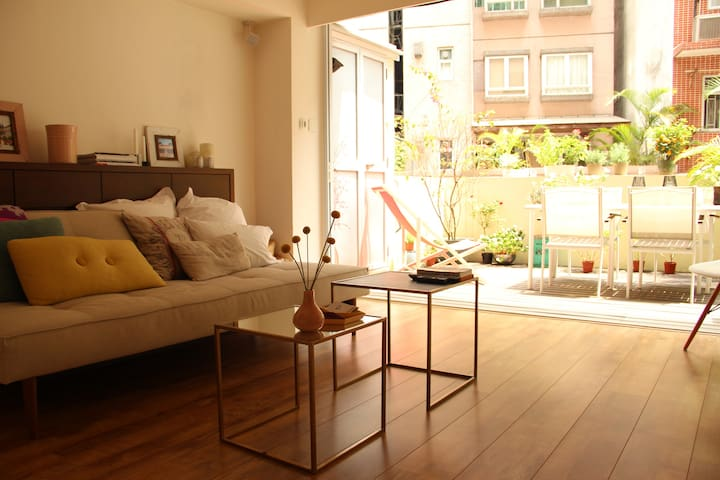 Soho Design Apartment W Terrace Appartamenti In