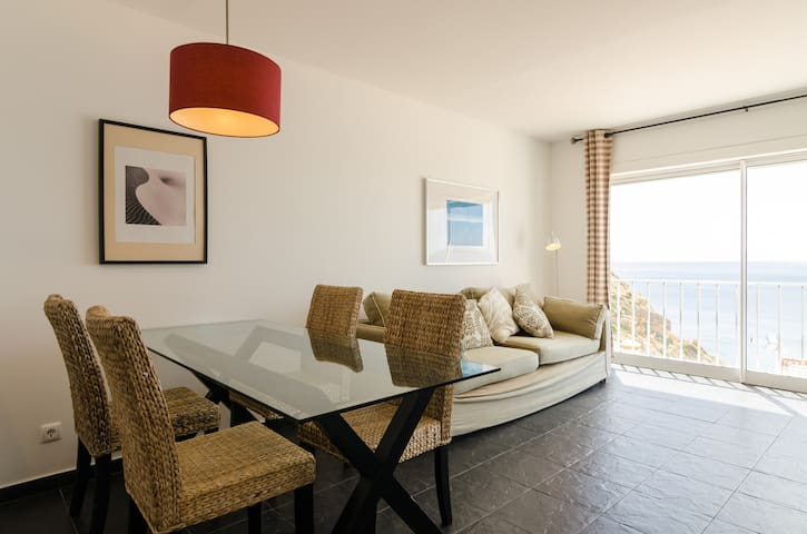 apartment with amazing sea view