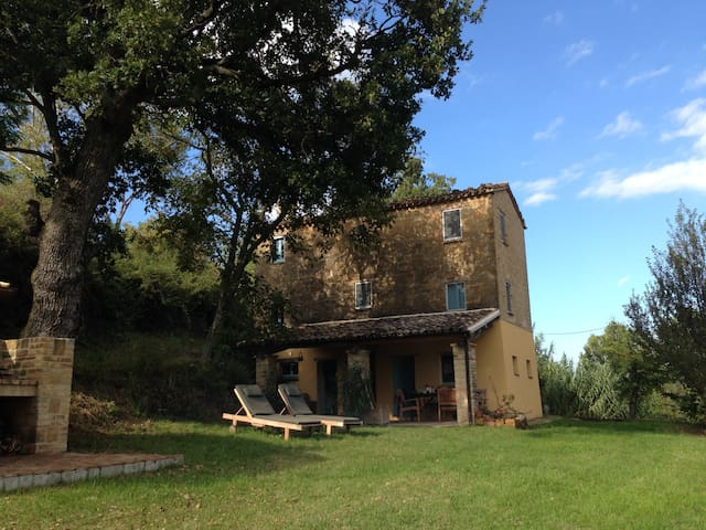 A unique paradise in Marche - Magli - Hus