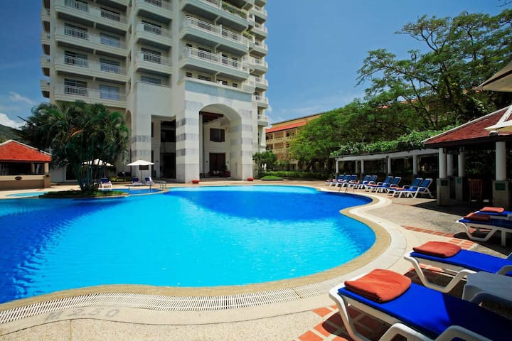 Waterfront 1 bedroom Suites- A - Karon - Apartament