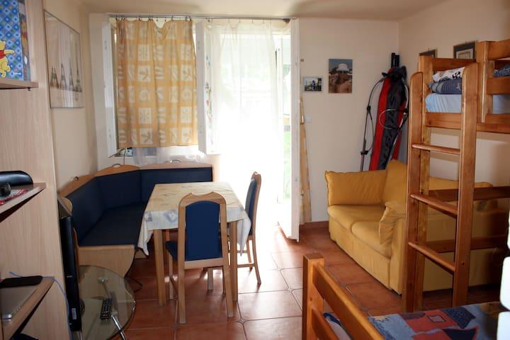 Partközeli apartman