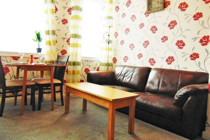 Private flat in City centre - Glasgow - Apartemen