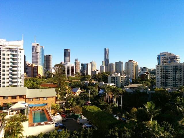 Inner-city Apartment/Stunning Views - Kangaroo Point - Apartment