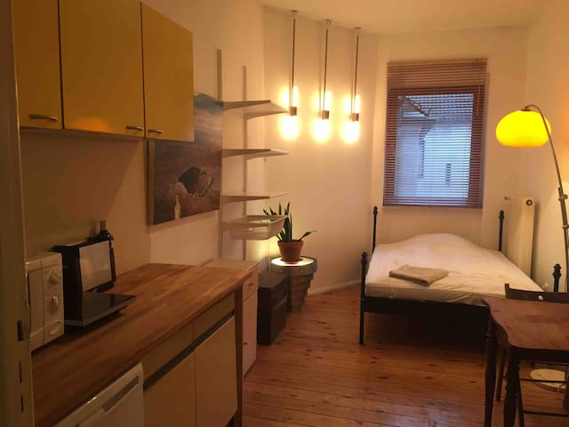 Nice and quite room/studio for rent