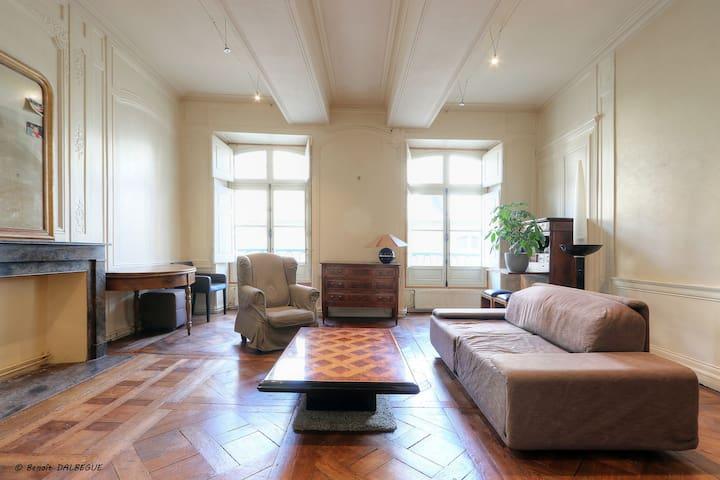 Bel appartement Hypercentre Rennes