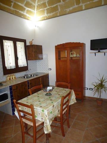 Il Dammuso - Petrosino - Rumah