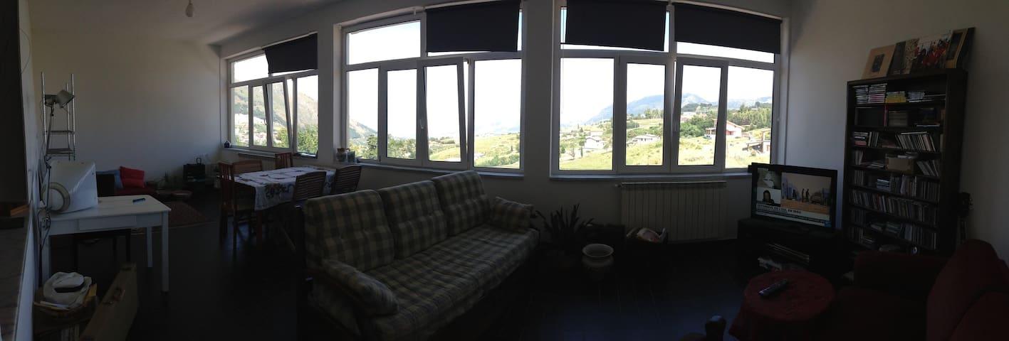 Villa on a hill: Casa SuccoAcido - Monreale