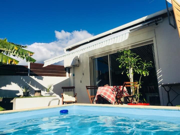 Appartement de vacances ou escale tout confort