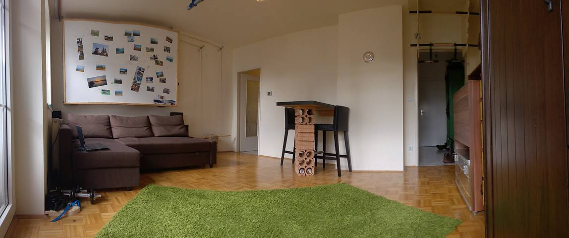 34sqm for athletes near nature but still central! - Graz - Apartment