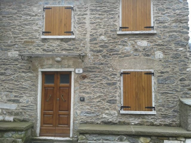 Casa tipica in villaggio - Vinca