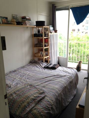 a room in paris - Paryż - Apartament