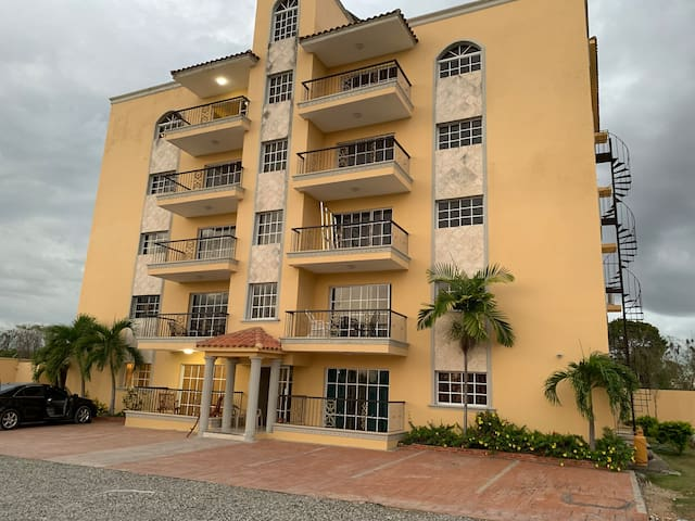 New Condominium By The Airport an Boca Chica DR.