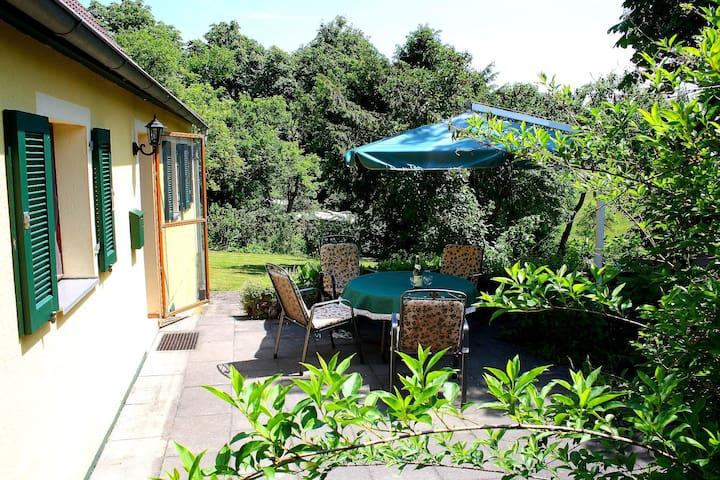 Das Traumhaus im Grünen bei FEU - Feuchtwangen - House