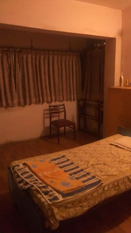 private room and bath in Juhu