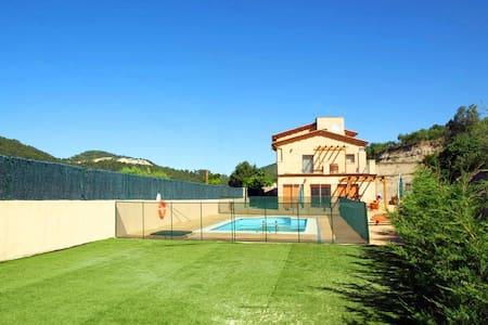 Family villa near Barcelona - Jorba - Villa