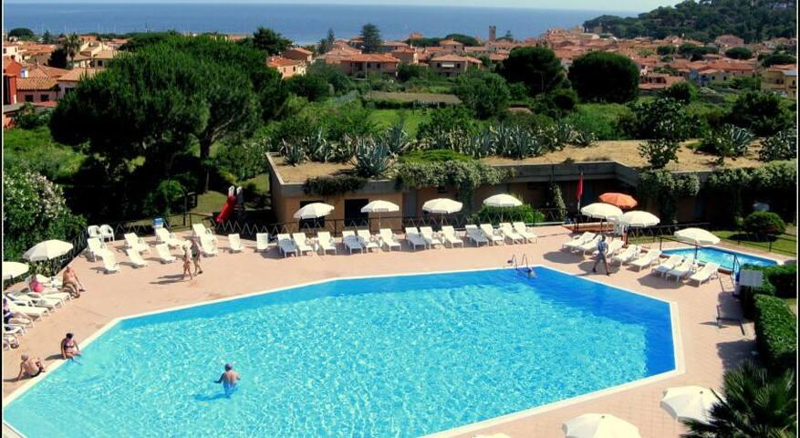 Isola Elba Appartamento-Residence IsolaVerde