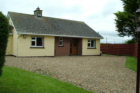 Bungalow to rent in Wexford, 45 mins Rosslare - Gorey