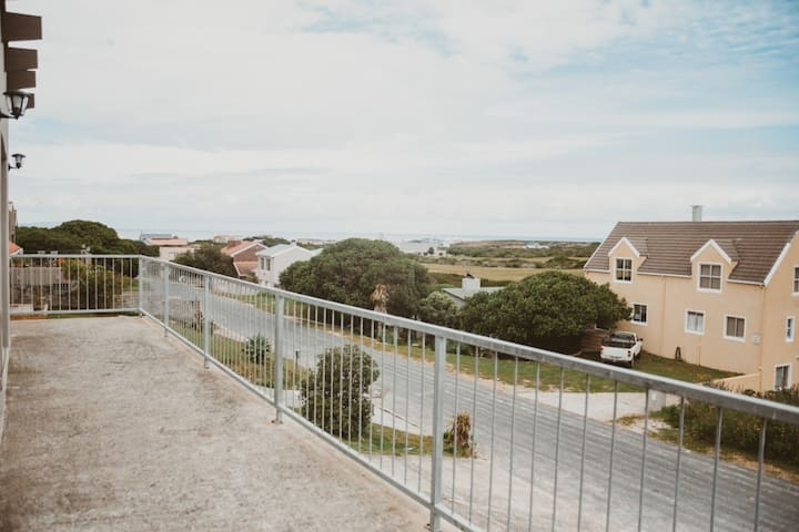 Silver Dawn -  opposite golf course with sea views