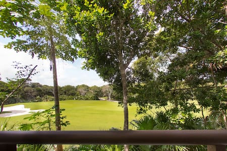 TAO loft with great golf course view